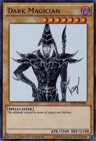 Dark Magician - JMPS-EN003 - Ultra Rare