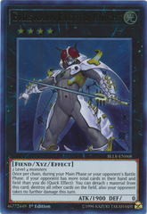Evilswarm Exciton Knight - BLLR-EN068 - Ultra Rare - 1st Edition on Channel Fireball