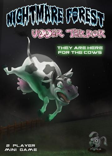 Nightmare Forest: Udder Terror Mini Game