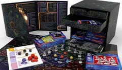 MUH051078/Star Trek Adventures: Borg Cube Collectors Box Set