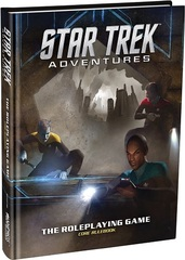 MUH051060/Star Trek Adventures  Core Rulebook