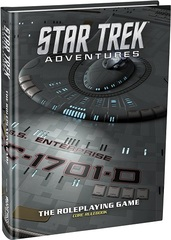 MUH051061/Star Trek Adventures: Collectors Edition