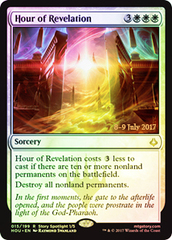 Hour of Revelation - Foil - Prerelease Promo