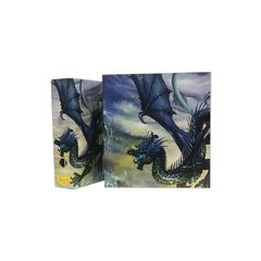Dragon Shield Slipcase Binder - Blue (Kokai The Hunger Below)