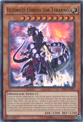 Ultimate Conductor Tyranno - SR04-EN001 - Ultra Rare - Unlimited Edition