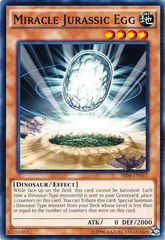 Miracle Jurassic Egg - SR04-EN011 - Common - Unlimited Edition