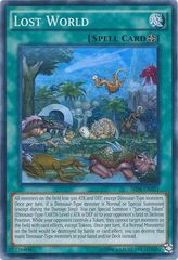 Lost World - SR04-EN021 - Super Rare - Unlimited Edition