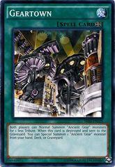 Geartown - SR03-EN025 - Common - Unlimited Edition