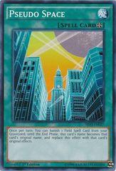Pseudo Space - SR03-EN027 - Common - Unlimited Edition