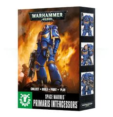 4865 Easy To Build: Primaris Space Marine Intercessors
