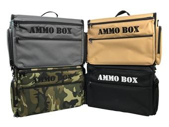Battle Foam - Ammo Box Bag: Empty Black