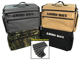 Battle Foam - Ammo Box Bag: Standard Load Out Gray