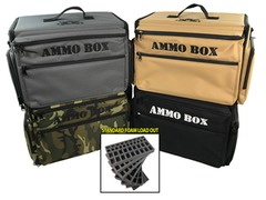 Battle Foam - Ammo Box Bag: Standard Load Out Khaki