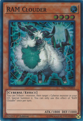 RAM Clouder - YS17-EN003 - Super Rare - 1st Edition on Channel Fireball