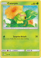 Caterpie - 1/147 - Common