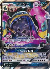 Alolan Muk-GX - 84/147 - Ultra Rare on Channel Fireball