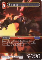 Amarant (Alt Art) - 3-013R on Channel Fireball
