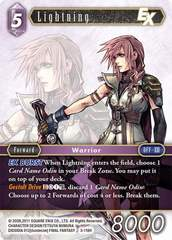 Lightning - 3-118H