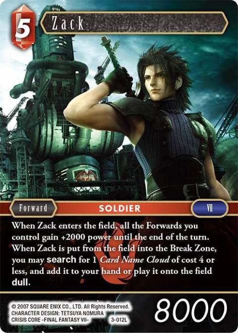 Zack - 3-012L