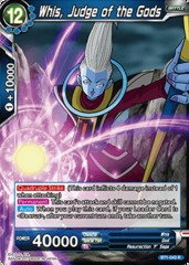 Whis, Judge of the Gods - BT1-043 - R