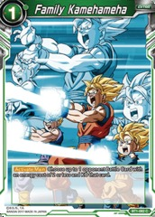Family Kamehameha - BT1-082 - C on Channel Fireball
