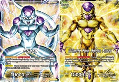 Frieza // Ultimate Form Golden Frieza - BT1-083 - R on Channel Fireball