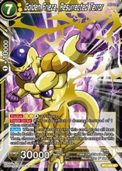 Golden Frieza, The Resurrected Terror - BT1-086 - SR