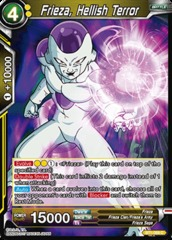 Frieza, Hellish Terror - BT1-088 - C