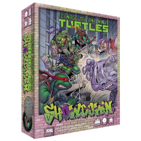 Teenage Mutant Ninja Turtles: Showdown: Bebop And Rocksteady Madness!