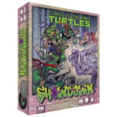 Teenage Mutant Ninja Turtles: Showdown: Bebop And Rocksteady Madness!