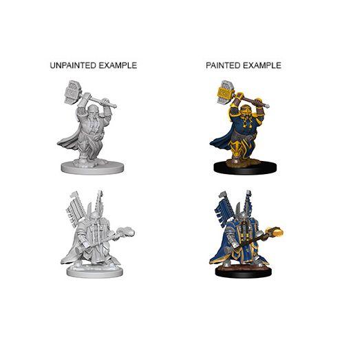 Nolzurs Marvelous Miniatures - Dwarf Male Paladin