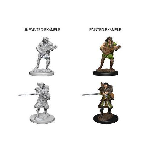 Nolzurs Marvelous Unpainted Miniatures - Human Male Bard
