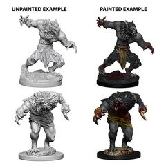 Nolzur's Marvelous Miniatures - Werewolves