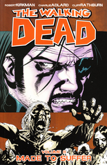 Walking Dead Tp Vol 08 Made To Suffer (Mr) (JUL170927)