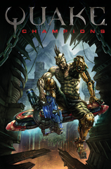 Quake: Champions #2 (Of 4) (Mature Readers) (Cover A - Quah)