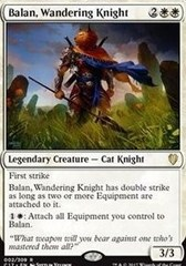 Balan, Wandering Knight on Channel Fireball