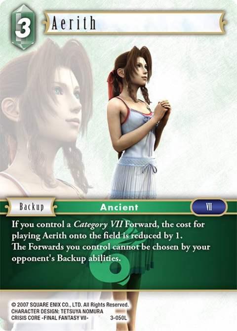Aerith - 3-050L - Foil