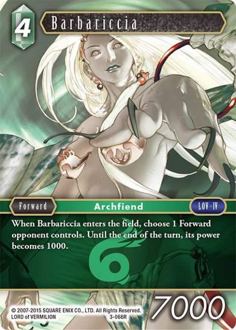 Barbariccia - 3-066R - Foil