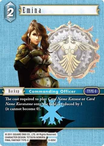 Emina - 3-025C - Foil