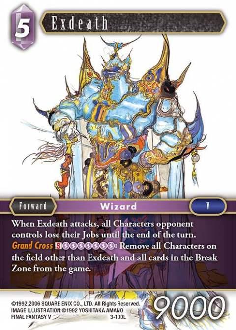 Exdeath - 3-100L - Foil