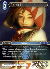 Garnet - 3-129L - Foil