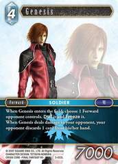 Genesis - 3-033L - Foil