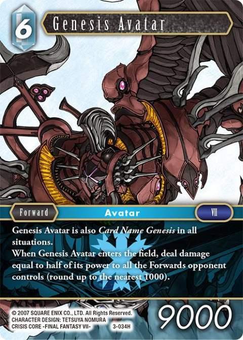Final Fantasy TCG Opus 3 Aerith 3-050L