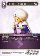 Mystic Knight - 3-116C - Foil