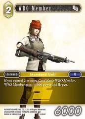 WRO Member - 3-084C - Foil