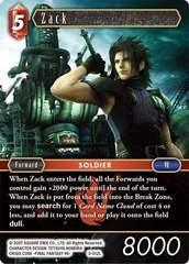 Zack - 3-012L - Foil