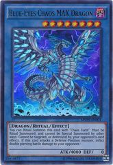 Blue-Eyes Chaos MAX Dragon - MVP1-ENG04 - Gold Rare - Unlimited Edition