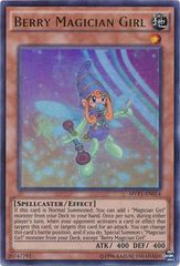 Berry Magician Girl - MVP1-ENG14 - Gold Rare - Unlimited Edition