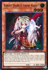 Ghost Ogre & Snow Rabbit - OP05-EN001 - Ultimate Rare - Unlimited Edition