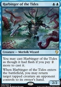 Harbinger of the Tides